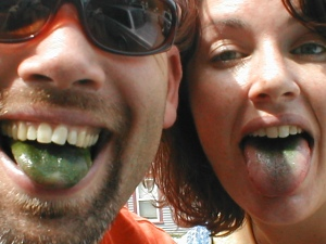 green-tongues